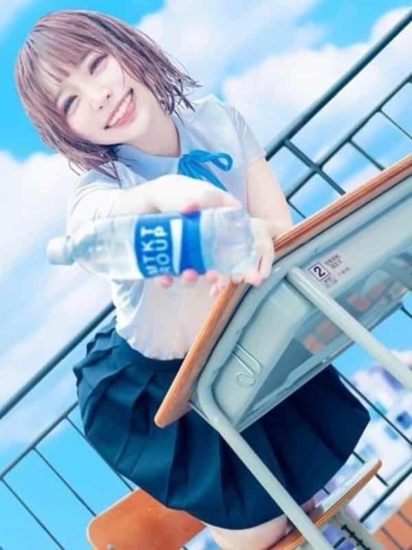 初音みぃ(激カワ激エロ専門店 すぐ舐めたくて学園~舐めたくてグループ立川校~)